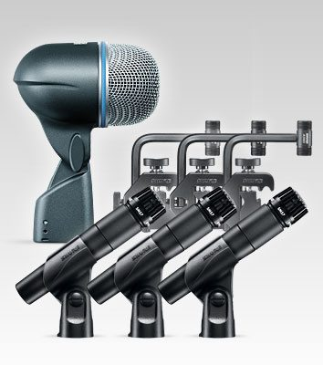 Mic Drum Set Shure : shure dmk5752 drum mic kit styles music ~ Russianpoet.info Haus und Dekorationen