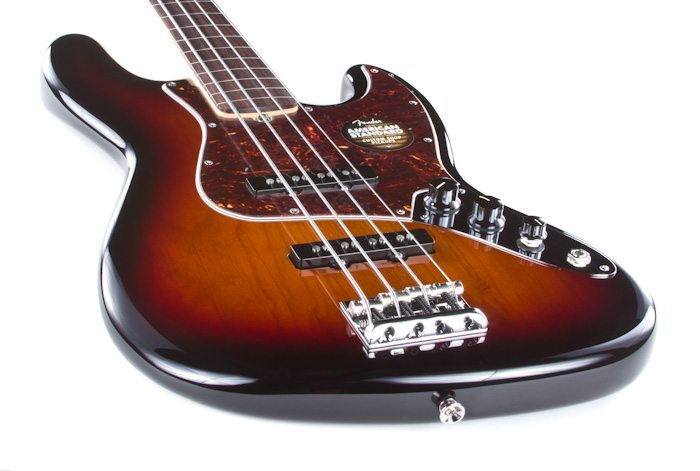 fender american standard jazz bass 3 color sunburst rosewood fretboard styles music. Black Bedroom Furniture Sets. Home Design Ideas