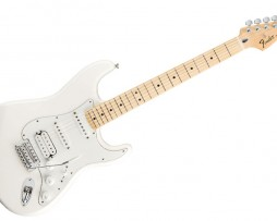 std strat mp artic white