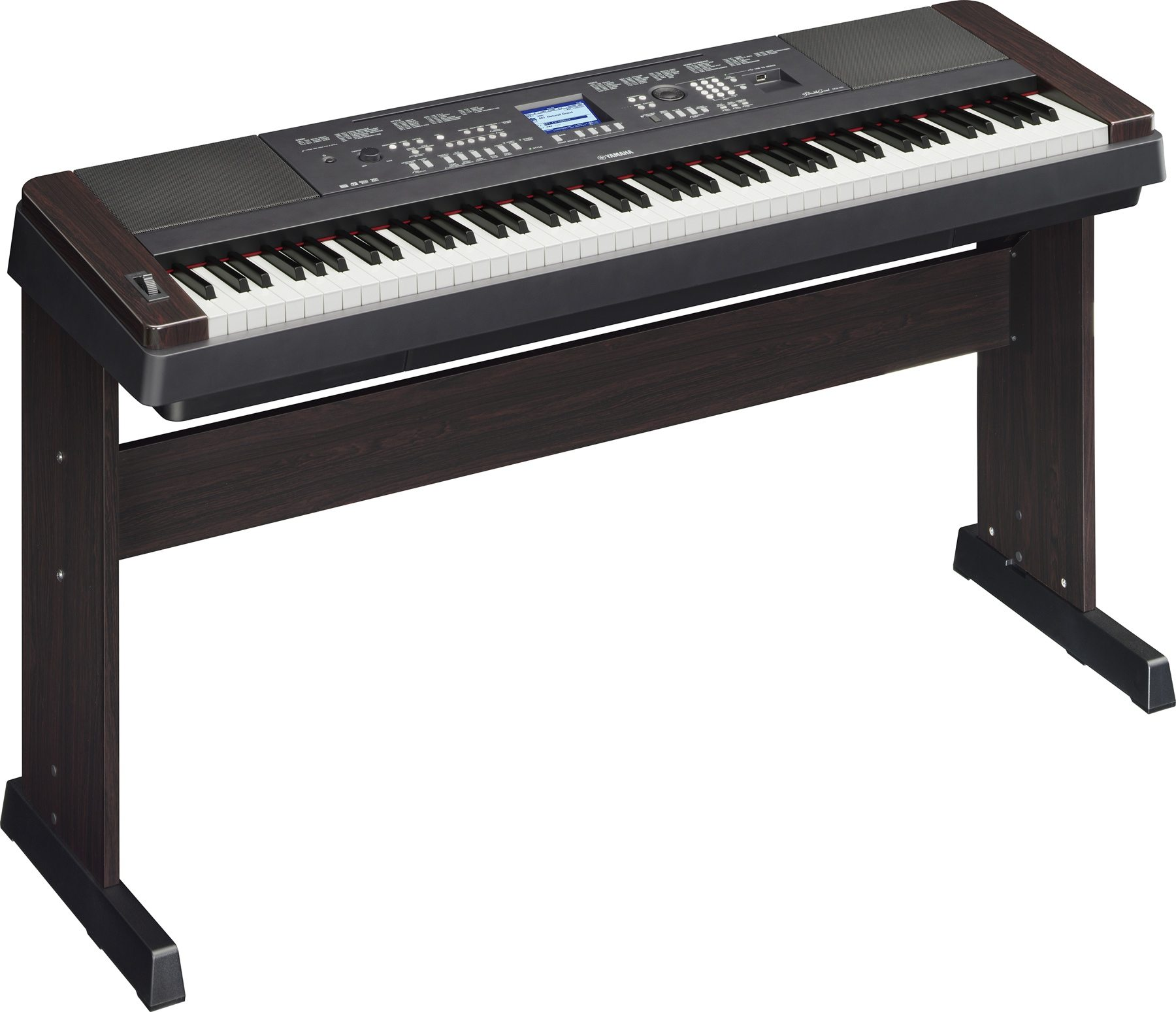 yamaha dgx 650 keyboard styles music