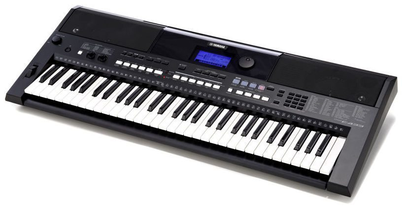 yamaha psr e433 styles music. Black Bedroom Furniture Sets. Home Design Ideas