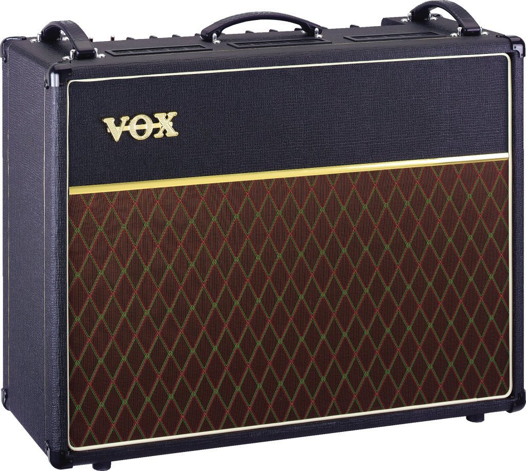 vox ac30c2 30watt 2x12 combo guitar amp styles music. Black Bedroom Furniture Sets. Home Design Ideas